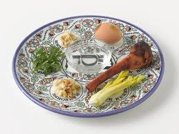 seder meal plate what is passover abc news