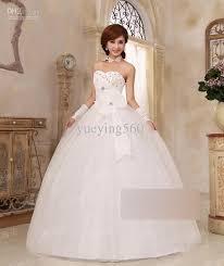 puffy princess wedding dress bridalblissonline com