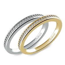 alliances de mariage alliances tour complet diamants bagues de mariage en diamants au