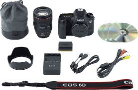 canon eos 6d black friday canon eos 6d dslr camera with 24 105mm f 4l is lens black 8035b009