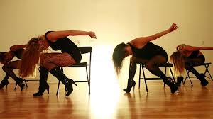 Chair Dancing Andrea Garcia Choreography Chair Dance Youtube