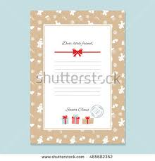 letters to santa claus stock images royalty free images u0026 vectors