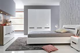 White Gloss Bedroom Mirror Black Red White Meble I Dodatki Do Pokoju Sypialni Jadalni I