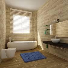 amazon com langria bathroom mats non slip bath floor mats water