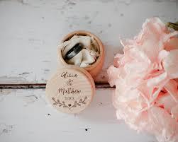 wedding gift stores engraved wedding ring box wooden ring box wedding gift ring