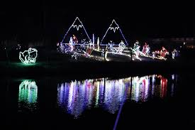 christmas lights in maryland ocean city winterfest town of ocean city maryland