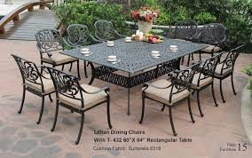 lillian patio table set dwl patio furniture nj wholesale