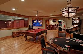 unique and stylish game rooms to inspire