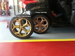 has anyone plasti dipped their wheels before sixth generation