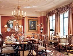 English Dining Room Furniture English Bay Leg Dining Room - Regency dining room