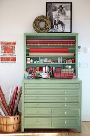 wrapping station ideas gift wrap organization help you dwell