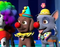 zuma gallery circus pup formers paw patrol wiki fandom powered