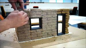 how to build a straw bale house youtube