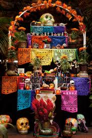 Dia De Los Muertos Halloween Decorations Day Of The Dead Decoded A Joyful Celebration Of Life And Food
