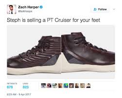 I Make Shoes Meme - steph curry just dropped his new lux shoe and everyone s making