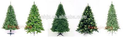 artificial snowing fiber optic snow needle pine tree