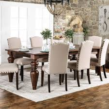 anapolis transitional dining table