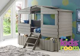 Loft Bed Mattress Discovery Furniture Youth Bedroom Timber Treehouse Loft Bed