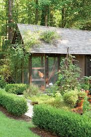 Backyard Chickens Magazine Dream Garden It Even Has A Chicken Coop Buff Orpington