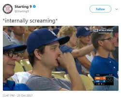 World S Best Memes - internet freaks out over nerve wracking astros game 2 win houston