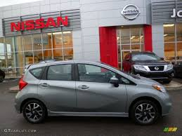 2015 magnetic gray nissan versa note sr 97912052 photo 8
