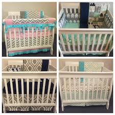Mini Crib Sets Mini Crib Bedding Sets Dazzle Everyone With Your Decor