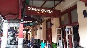 The Rock Garden Covent Garden Covent Garden Hotel Sydney Chinatown Restaurant Reviews