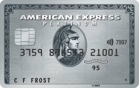 American Platinum Desk The Platinum International Currency Card