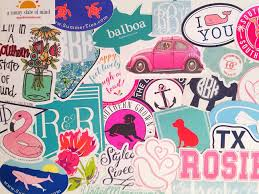 preppy decals live the prep how to get free preppy stickers