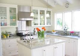 How To Decorate Your Kitchen by White Kitchen Ideas Avivancos Com