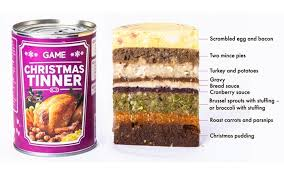 to offer dinner in a tin for gamers telegraph