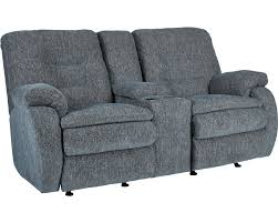 Best Reclining Sofas by Fresno Reclining Rocking Console Loveseat Lane Furniture