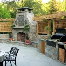 Patio With Grill Design Backyard Grill Ideas Ideas Likewise - Backyard grill designs