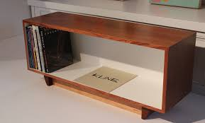 Wood Shelf Design Plans by Build A Small Modern Bookcase Design Plans Jon Peters Art U0026 Home