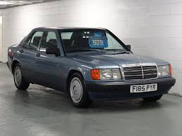 used mercedes benz 190 cars for sale with pistonheads