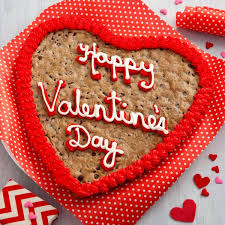 mrs fields happy valentine u0027s heart cookie cake