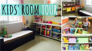 My Kids Room Tour Small Indian Kids Room Layout Design - My kids room