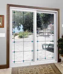Custom Sliding Patio Doors Sliding Glass And Hinged Patio Doors Offer Many Options