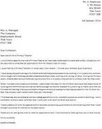 20 cover letter for educators sample letter of recommendation