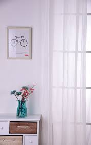 polyester material flexible curtain fabric door hanging security