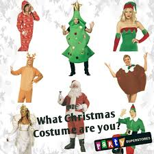 christmas costumes ideas what does your costume mean party