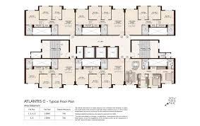 Castle Rock Floor Plans by Hiranandani Zen Atlantis Price Ebrochure Location