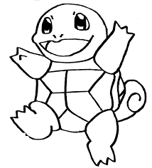 i have download pokemon squirtle coloring pages coloring pages