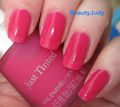 revlon just tinted nail polishes beautyjudy