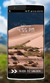 theme lock apk nature theme lock screen apk download free tools app for android