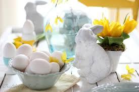 Pottery Barn Easter Eggs Pottery Barn Inspired Ceramic Bunny