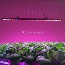 hydroponic led grow lights led grow light bar 81w hydroponic led grow light strip red blue for