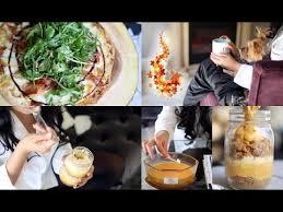 wafia cuisine fall recipes pear pizza no bake pumpkin cheesecake iheartfall