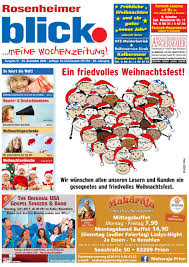 Bad Endorf Plz Rosenheimer Blick Ausgabe 51 2016 By Blickpunkt Verlag Issuu