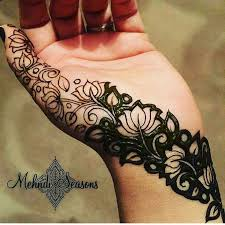 17 best south indian bridal mehndi designs for images on